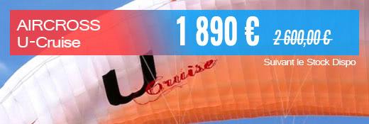 PROMO Aircross U-Cruise