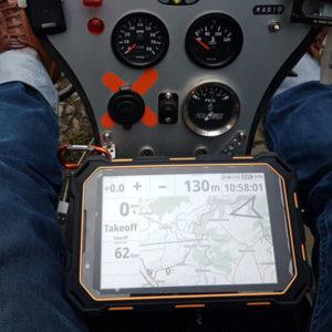 AIR³ 7.2 - GPS PARAMOTEUR ULM